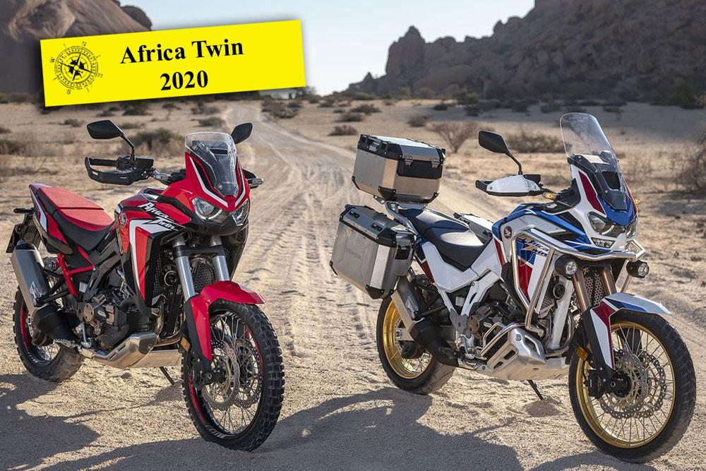 Honda Africa Twin 2020 – Meine Eindrücke