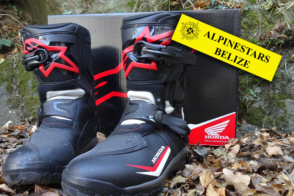 Alpinestars Belize – Honda Edition