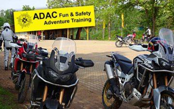 Bauscheim - Honda Africa Twin  | Beitragsbild