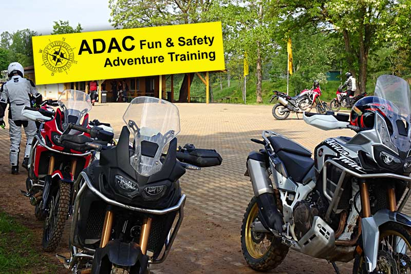 ADAC Fun & Safety Adventure Training