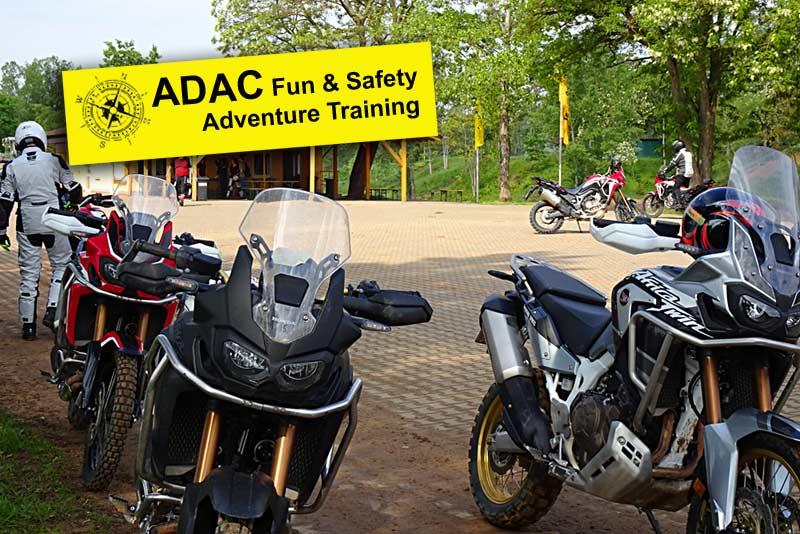 ADAC Fun & Safety Adventure Training