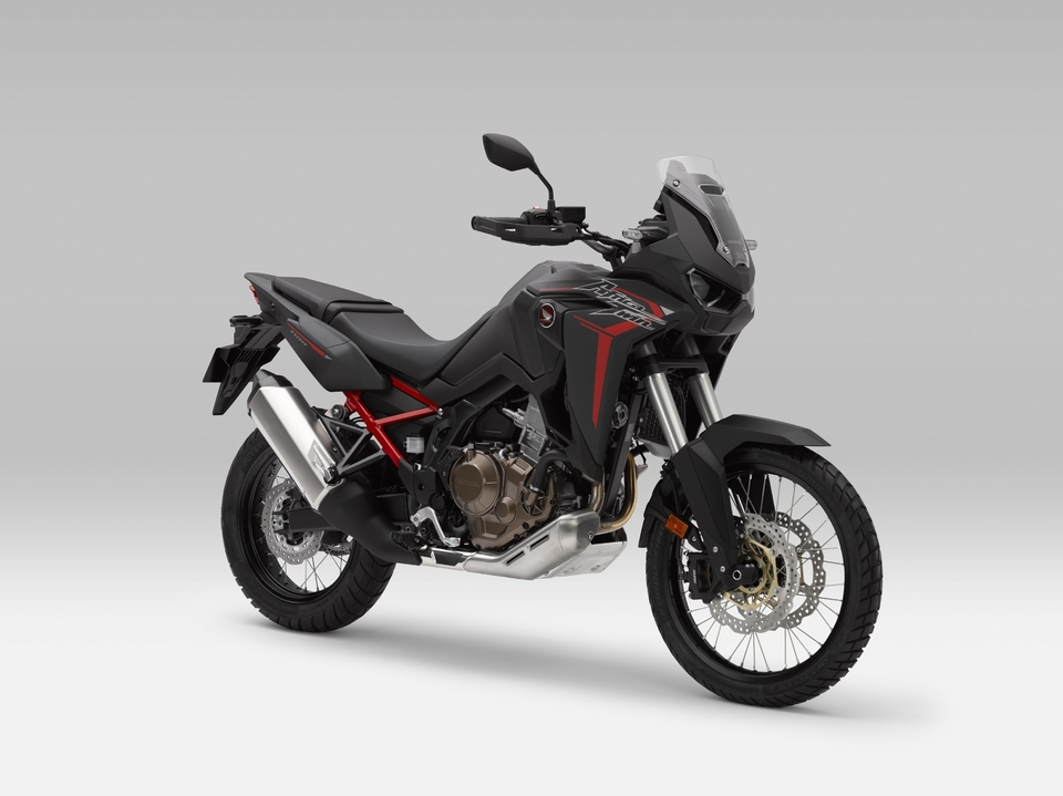 Honda Africa Twin - CRF1100l 2021 in schwarz