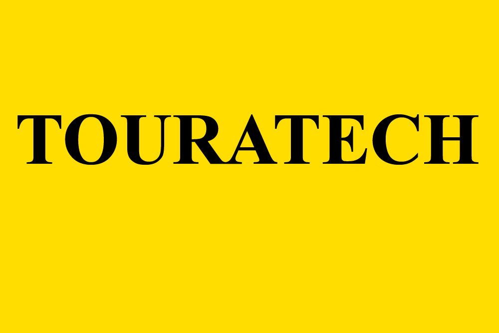 Touratech-Schriftzug
