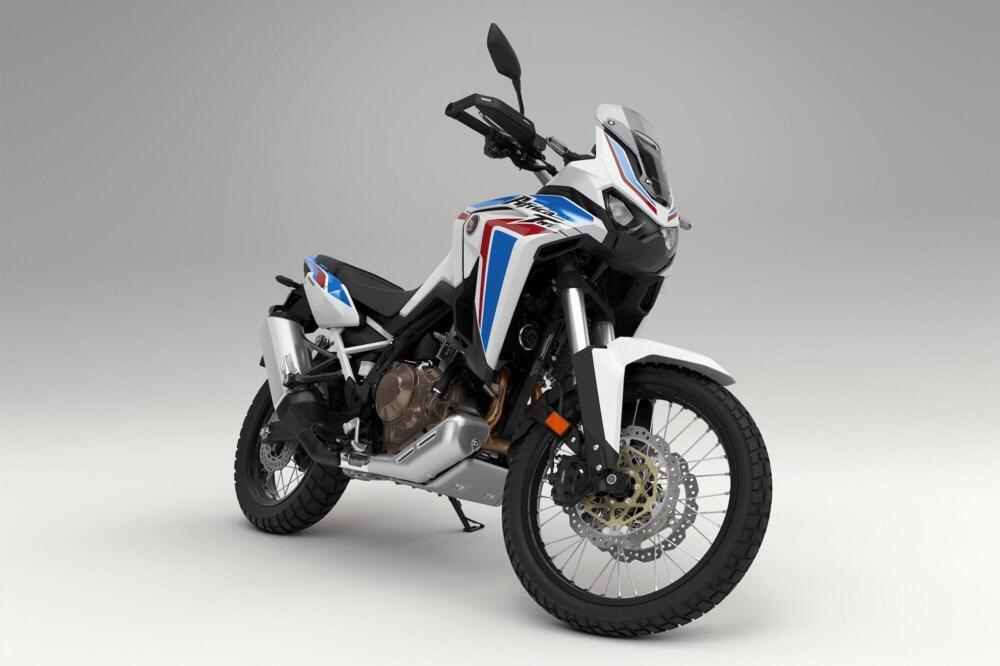 Honda Africa Twin - CRF1100l 2021 Tricolore