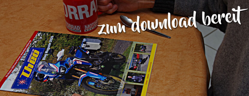 Honda Africa Twin: Theo-Enduro Blog Magazin