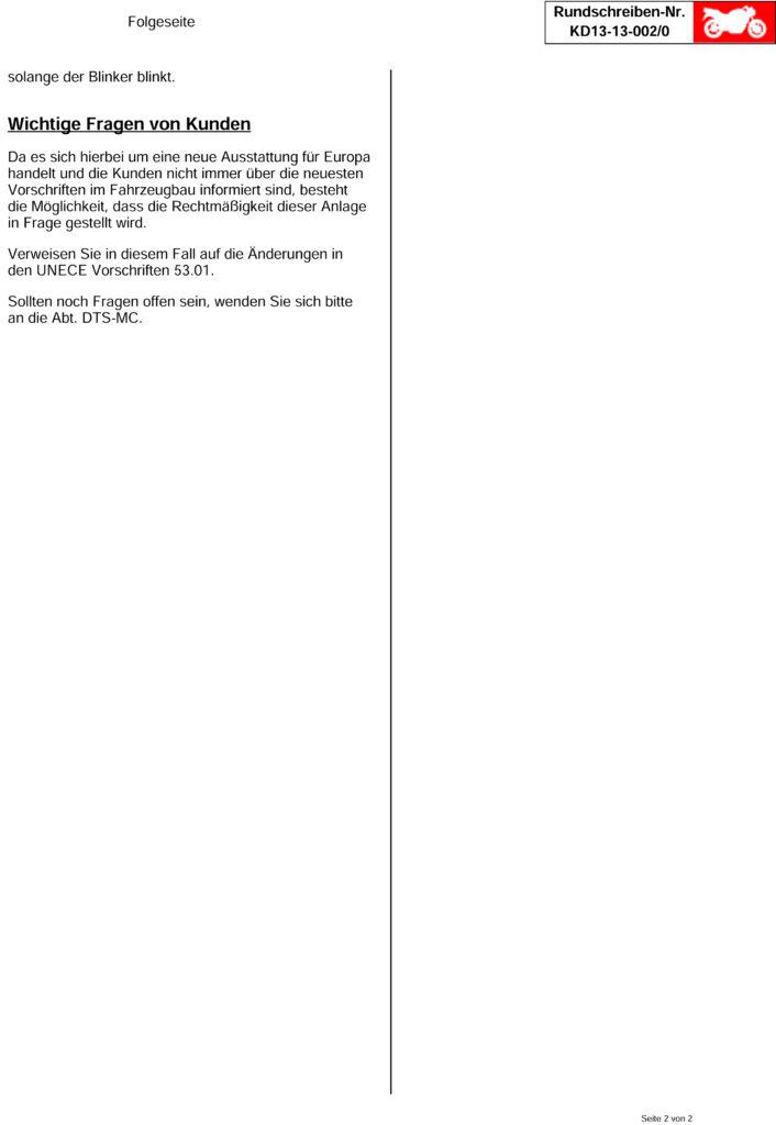 Honda KD13-13-002 Begrenzungsleuchten-Seite 2