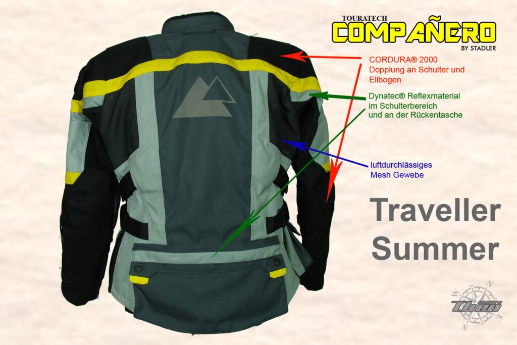 Touratech Companero Traveller
